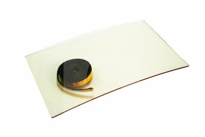 Replacement Glass Amp Gasket Villager C Flat Wood Single