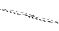 Baffle Plate - Morso 7100 - 34711800