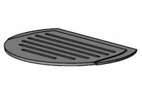 Intermediate Grate - Morso 7100
