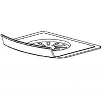 Grate Frame - Morso 8100