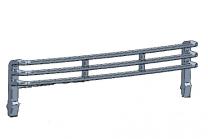 Contura i6 Fire Bars