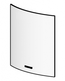 Replacement Door Glass - Morso S11