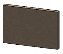 Rear Brick - Morso S50 - 57500300