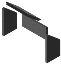 Complete Brick Set - Morso S81