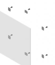 Glass Clip Set - Morso S81