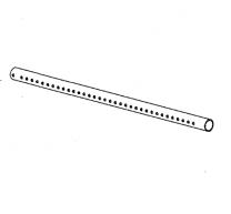 Secondary Air Tube (Big) - Morso 7100