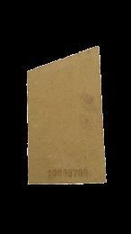 Rear Side Brick - Morso Squirrel 1412