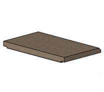 Baffle Brick - Morso Squirrel 1416/1416 - 79140400