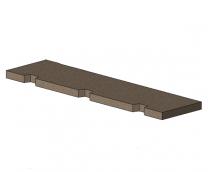 Front Base Brick - Morso 5660 Insert - 79561600