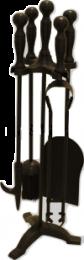 All Black Ball Top Companion Set