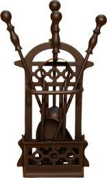 Calfire All Black Basket Companion Set