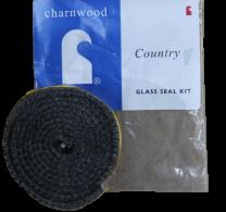 Charnwood C-Eight Glass Seal