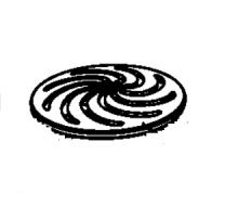 AGA Stretton Circular Riddling grate