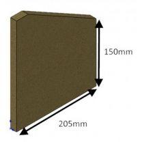 Side Brick (Multi-Fuel) - Hunter Inset 5