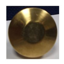 Slider Knob, Standard (Brass) - Hunter (All Stoves)