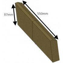 Rear Brick (MF) CE/CEVII - Hunter Herald 8 Dry