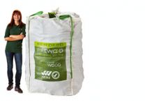 Certainly Wood 1.6m Large Bulk Bag Kiln Dried Logs