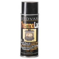 Stovax Thermolac Stove Paint Matt Black