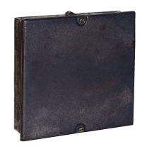 Cast Iron 9 x 6 Double Seal Soot Box