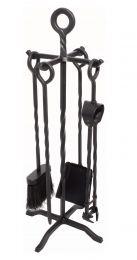 All Black Petton Companion Set