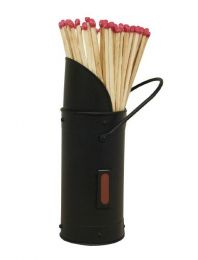 Match Stick Holder with Matches