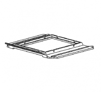 Grate Frame - Morso Squirrel 1410/1430