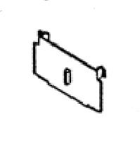 Smoke Box Cleaning Cover - Morso Dove 1631