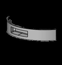 Ashpan Front - Morso 7600