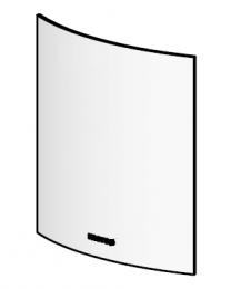 Replacement Door Glass - Morso S11
