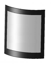 Replacement Door Glass - Morso S50