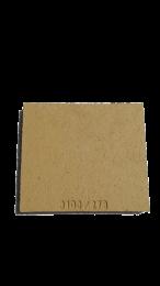 Rear Brick - Morso Badger 3110/3140