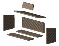Complete Brick Set - Morso 5660 Insert