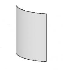 Replacement Door Glass - Morso 6100
