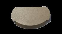 Upper Baffle Brick - Morso 6100 - 79610600