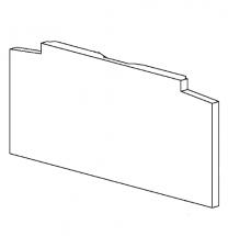 Rear Brick - Morso 7100 - 79710100