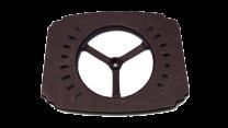 Grate Base Plate - Brunel 1 & 1A