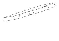 Charnwood C-Seven BLU Brick Baffle