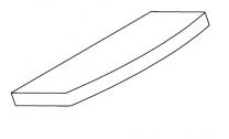 Charnwood C-Eight BLU Brick Throat Plate