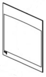 Replacement Door Glass - Yeoman CL3