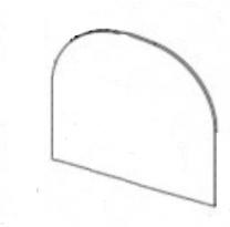 Replacement Door Glass - Dovre 250