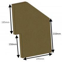 Side Brick (Wood) CE-CEVII - Hunter Hawk 3