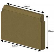 Side Brick (Wood) Mk2 - Hunter Hawk 4