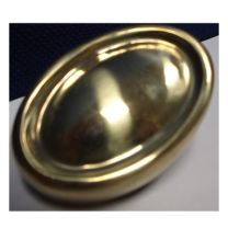 Door Knob (Brass) - Hunter (All Stoves)