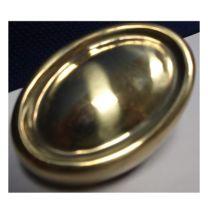 Door Knob (Brass) - Hunter (All Stoves)