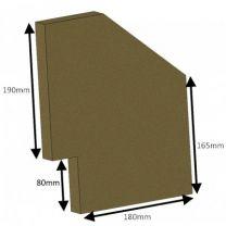 Side Brick (Wood/MF) CE - Hunter Hawk 4