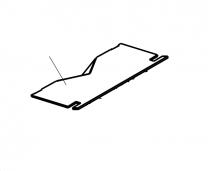 Throat Plate - Island 1 Mk1 (ay)