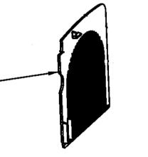 AGA Stretton Left Hand Side Plate