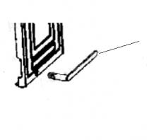 AGA Berrington Riddling Tool