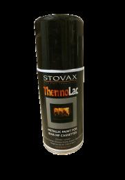 Stovax Riva Black Spray Paint 150ml