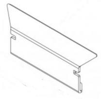 Rear Casting / Grate Support - Stockton 6, 8 & 11 Mk1 Pre CE Coal Kit